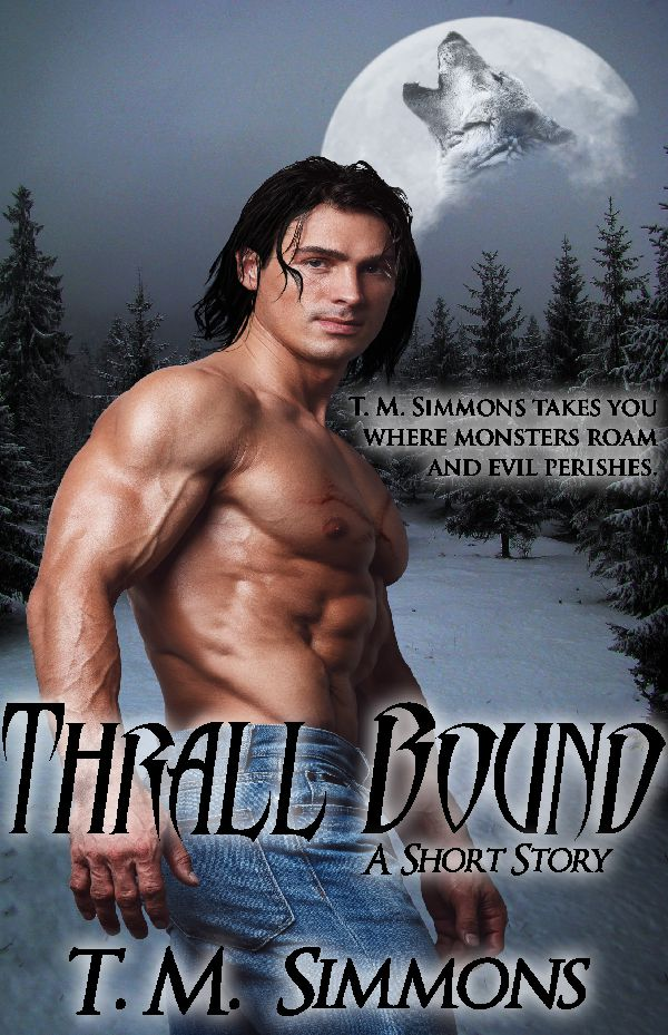 Thrall Bound eBook Cover
